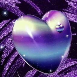 myedit purple hearts purpleaesthetic stars freetoedit