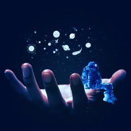 freetoedit planets space galaxy astronaut ircuniverseinyourhand universeinyourhand
