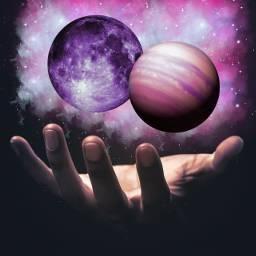 freetoedit planets galaxy
