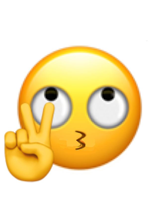 New emoji #freetoedit #emoji #pixart #pease #iphoneemojis #edit