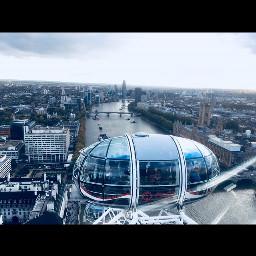 london londoneye river themse sights