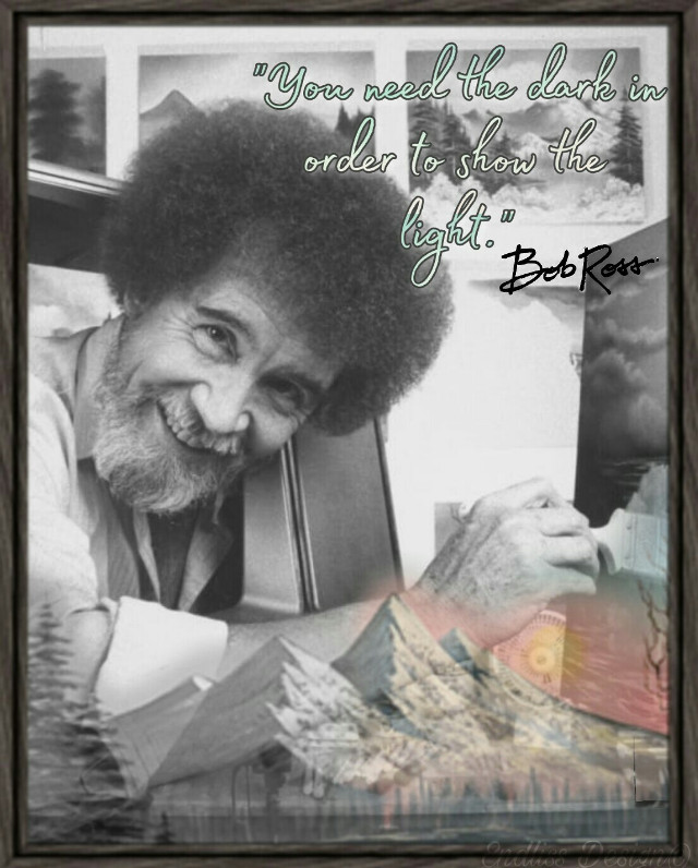 #freetoedit #bobross #bossrossoaintings #challenge #bobrosschanllenge #paintings #art #bobrossquotes #challenge #edit #landscape