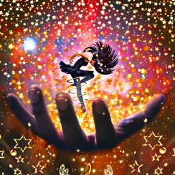 freetoedit myedit madewithpicsart dance gold ircuniverseinyourhand universeinyourhand
