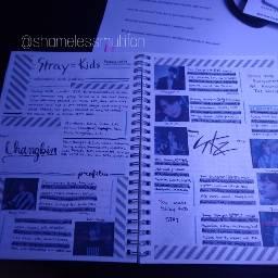 kpop kpopjournaling journaling