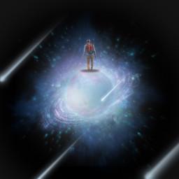 space mycreativity adventure comets lights freetoedit