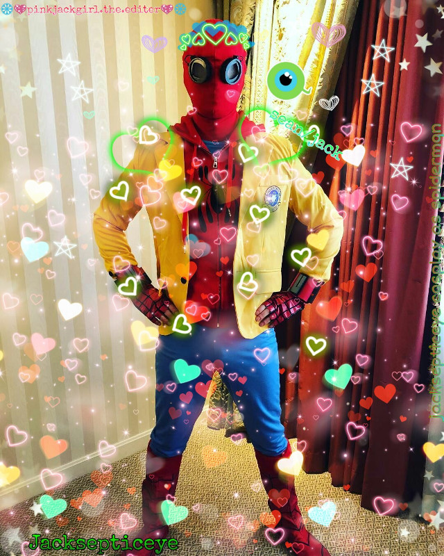#freetoedit #cosplayling #cosplay #as #spiderman #man #spider #jacksepticeye  #jacksepticeyeedit #jacksepticeyeedits  #edit #edits #edited #editedbyme #editbyme #editing