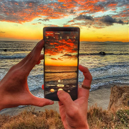 tecnology photooftheday sunsetsky