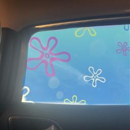 bikinibottom spongebob window sky freetoedit