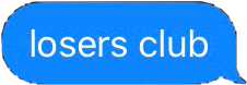 losersclub it reddie text freetoedit