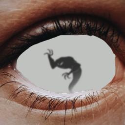 freetoedit eye ghost