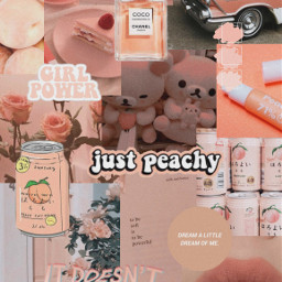 freetoedit aesthetic peachaesthetic peach