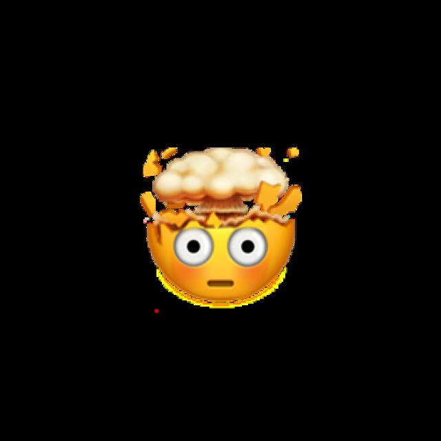 #newemoji #art #shocker #explosion #emoji #freetoedit