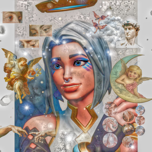 #freetoedit #renaissance #fortniteark #ark #angel #angelic #aesthetic