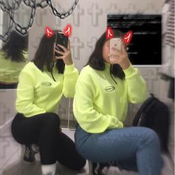 freetoedit devil softgirl egirl tumblr