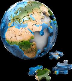 freetoedit earth puzzle kellydawn
