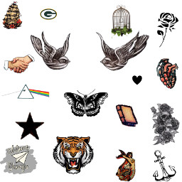 freetoedit harrypotteredit tattoos harrystylestattoos onedirection