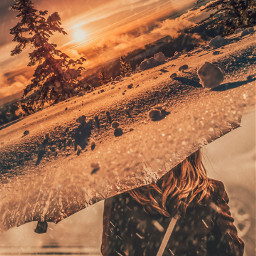 freetoedit winter sunshine snow
