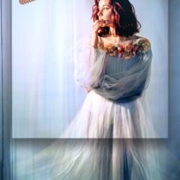 freetoedit window curtains white bride