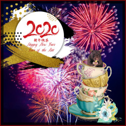 freetoedit newyear yearoftherat 1 gratitudechallenge2020