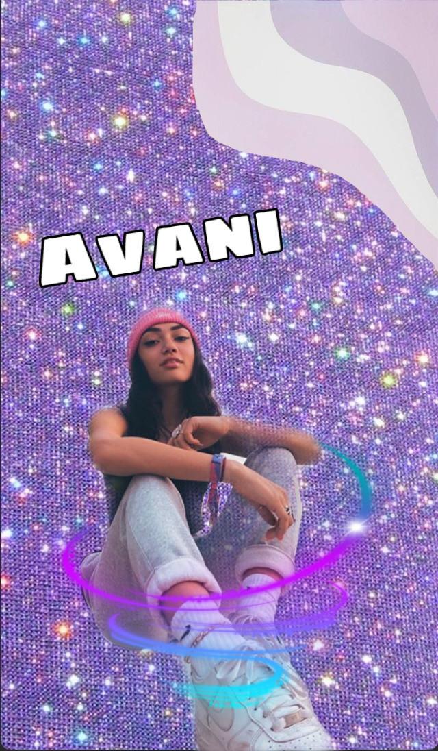 AVANI💜🖤#softgitl #aesthetic #vsco #edit #cute #avani #picsart   #freetoedit