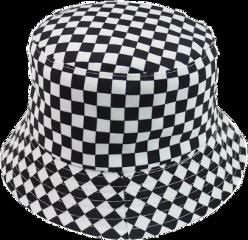 egirl buckethat hat checkers freetoedit