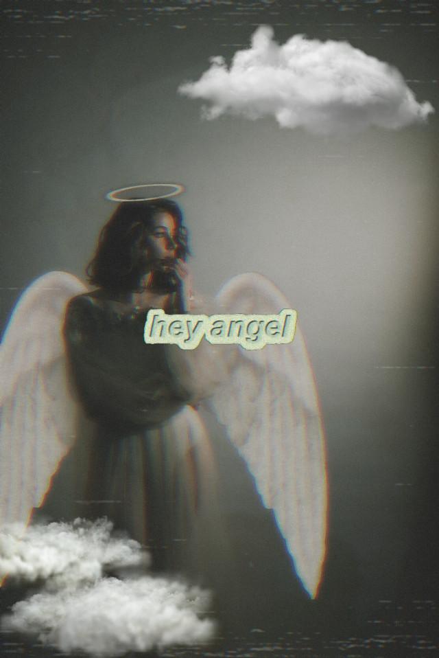 #freetoedit. #angel #fotoedit #arianator #wattpadcover #idol #remix
