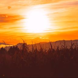 sunset sun aussicht sky pcbreathtakingviews breathtakingviews