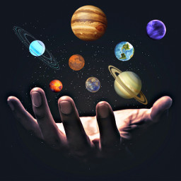 solarsystem freetoedit ircuniverseinyourhand universeinyourhand