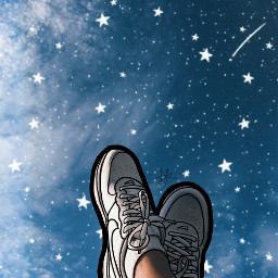 freetoedit stars foot shoes draw