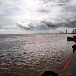 urbanphotography harbor river cloudyday editbyme