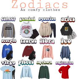 zodiacs comfy freetoedit