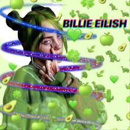 freetoedit billieeilish