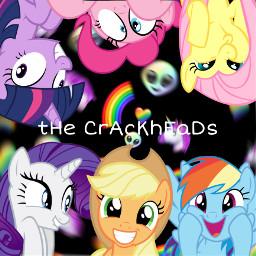 freetoedit mlp crackheads