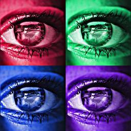 freetoedit hueeffect hdreffect eye colorful ircmysteriouseye mysteriouseye