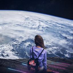 interesting space art photography music freetoedit