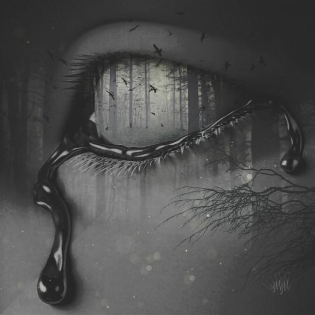 #freetoedit #editbyme #background #blacknwhite #doubleexposure #eyes #darkart #art #artwork