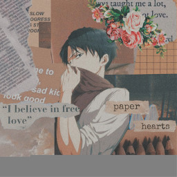 leviackerman aot aotlevi freetoedit