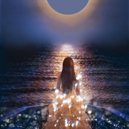 freetoedit eclipse dreamy dream glitter