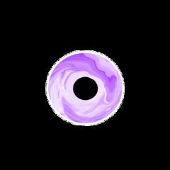 viola violet eye purple occhio freetoedit
