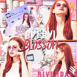 freetoedit cherrylblossom pink riverdaledit