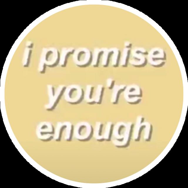 When ur enough ur enough #edit #quote #freetoedit
