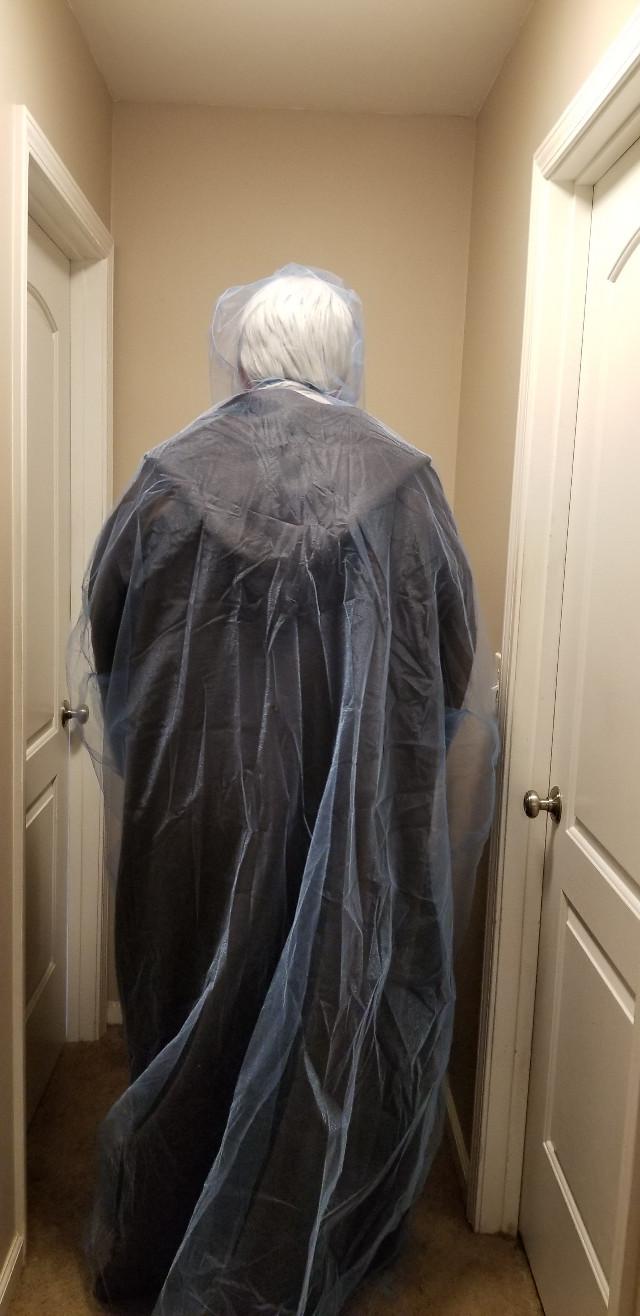 Force ghost kenobi