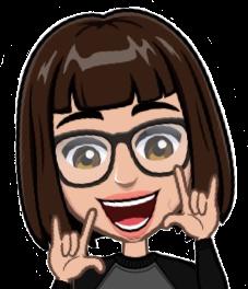 sticker emoji girl happy rock freetoedit