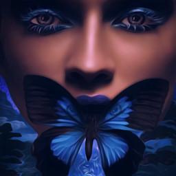 freetoedit popfantasy highlightmagiceffect oilpaintingeffect surrealism irc ircmysteriouseye