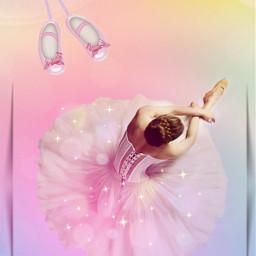 freetoedit woman dancer ballerina ballerinashoes