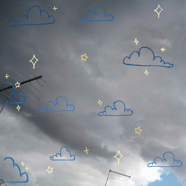 #freetoedit #nuvens☁ #nuvensbrancas