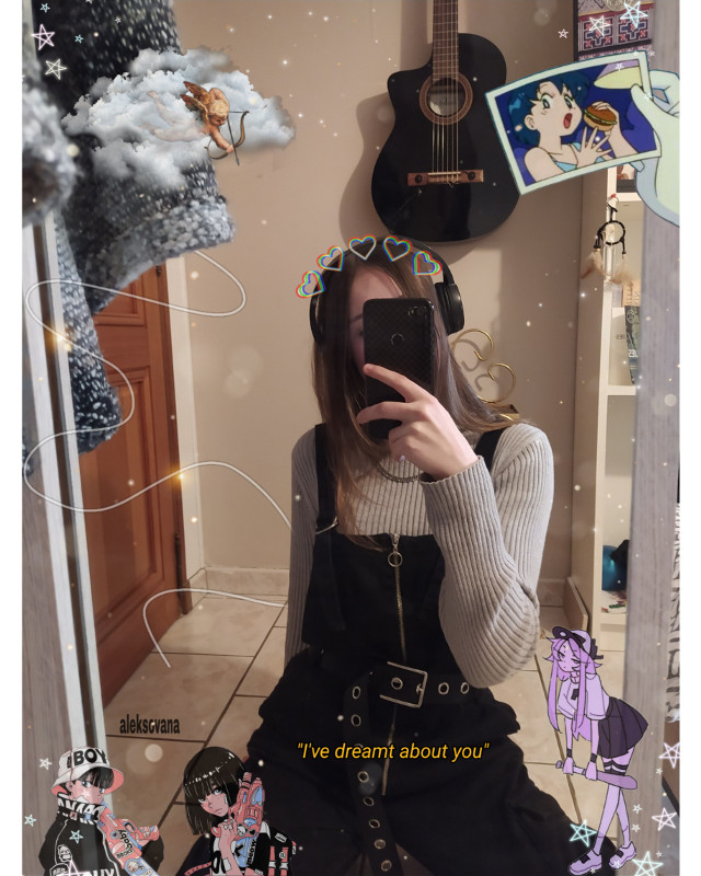 #freetoedit #outfitideas #outfit #outfitaesthetic #aestetic #photo #mirrorselfie