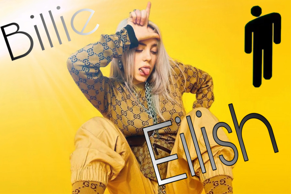#freetoedit #billieeilish #sing #song #you #should #see #me #in #the #crown👑