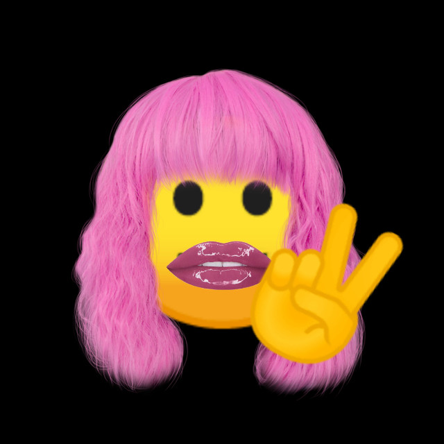 #freetoedit this is my emoji! I made it by myself! I hope you like it