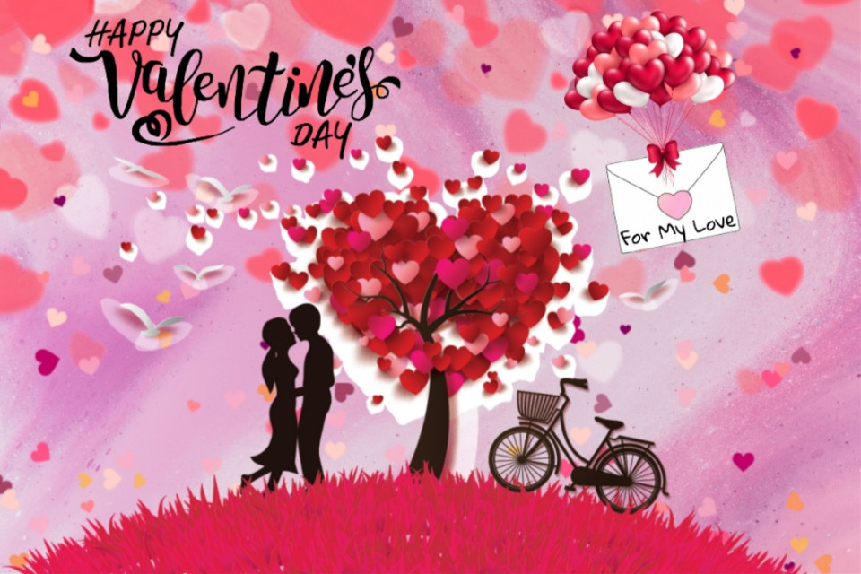 #freetoedit#valentinesday#love#mrlb2000#valentinescards#madewithpicsart#replay#wow#sweet#amazing# @pa @freetoedit 😉soon it's time .. use my replay